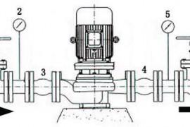 家用增压泵安装图与安装注意事项