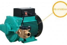 威乐离心家用增压泵:PB-H169EAH