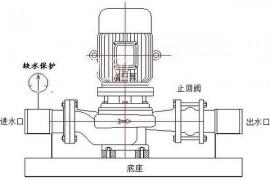 立式变频器增压泵