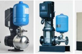 变频增压泵和普通增压泵、普通水泵有区别吗