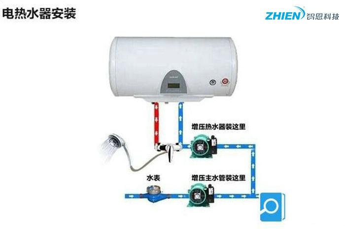 家用增压泵怎么安装